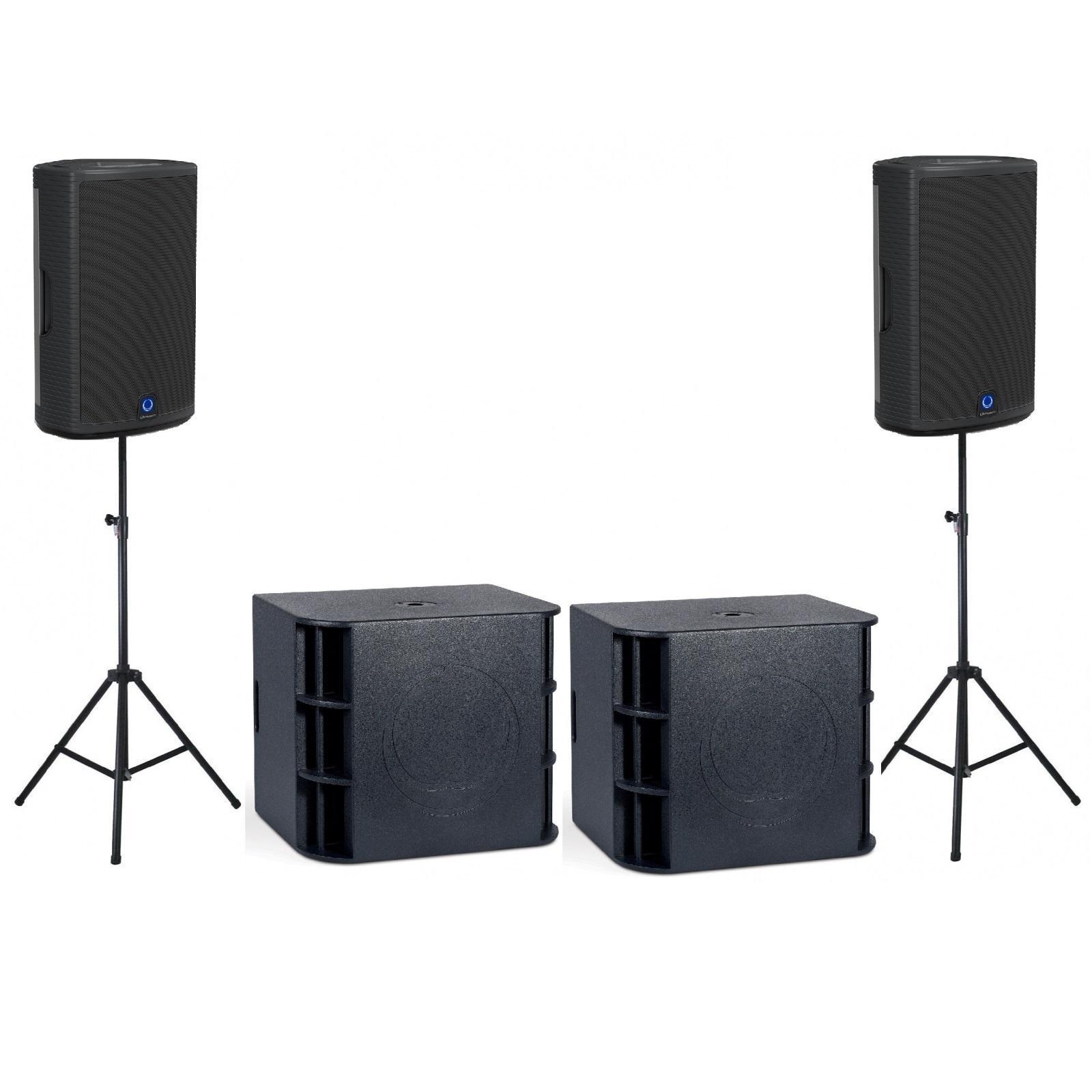 4400w turbosound m12 m15b system lizard audio ltd. Black Bedroom Furniture Sets. Home Design Ideas