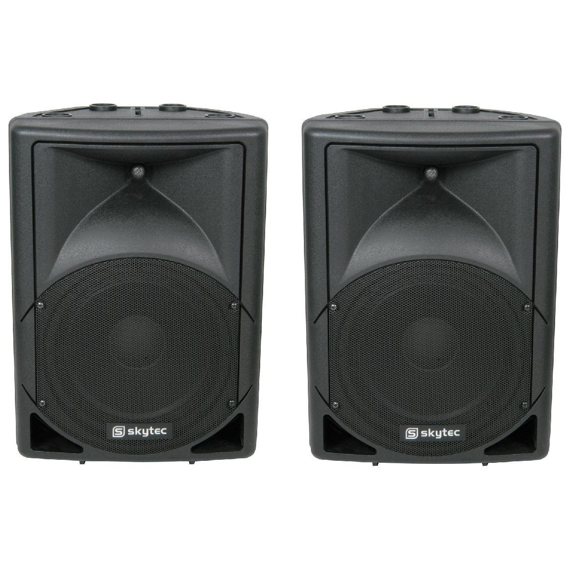700w qtx qs15a 15 active sound system lizard audio ltd equipment hire. Black Bedroom Furniture Sets. Home Design Ideas