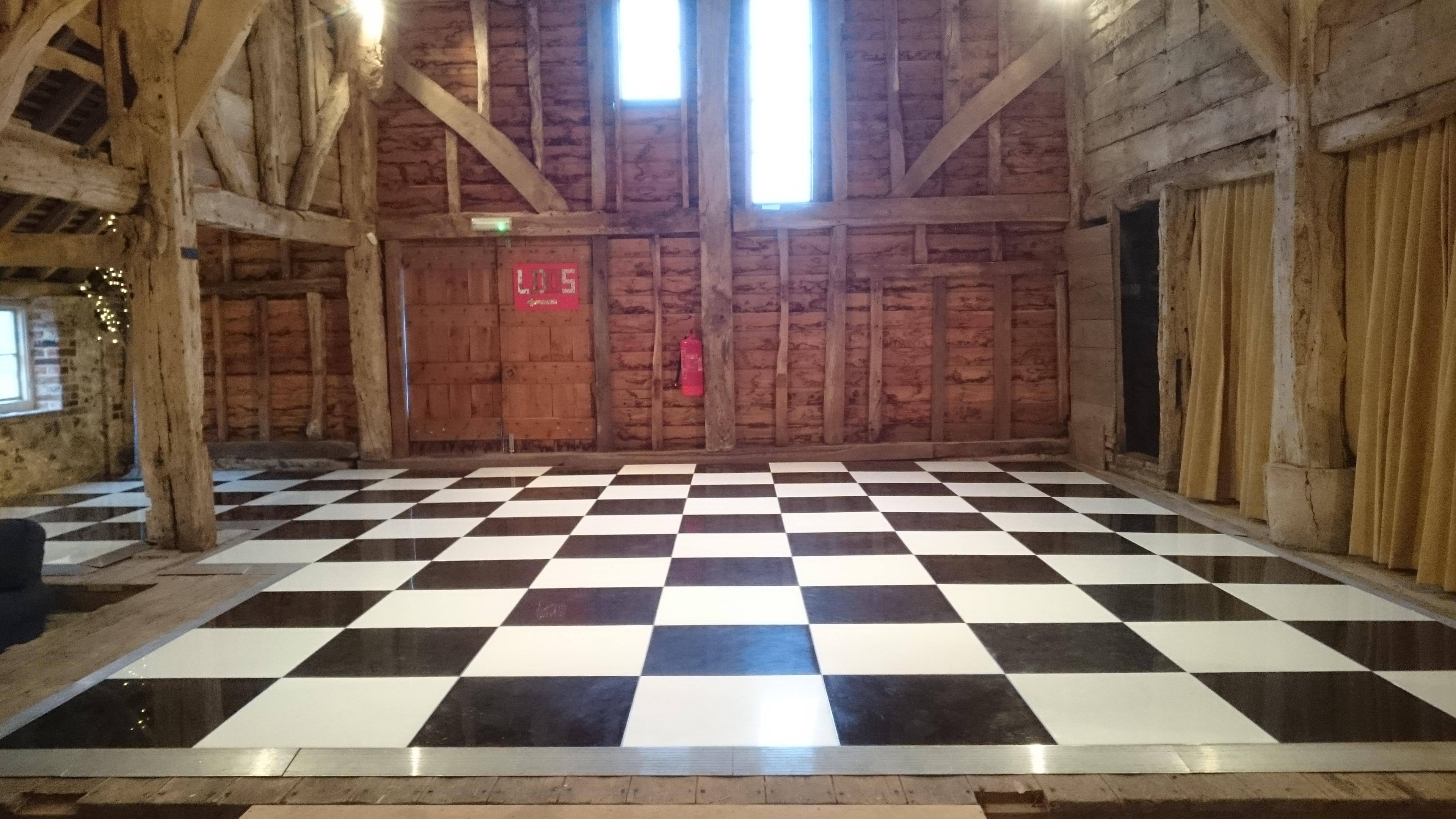 12ft x 12ft black white dance floor lizard audio ltd for 12 by 12 dance floor