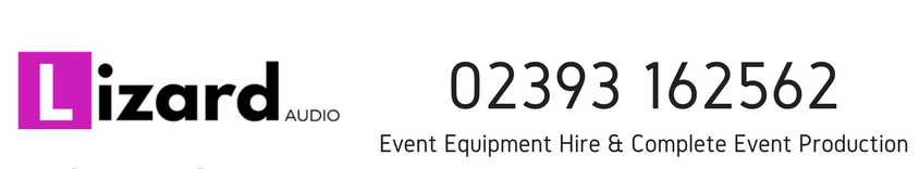 Lizard Audio Ltd Equipment Hire
